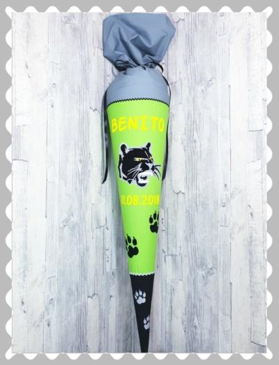 """Schultüte """"Puma"""" in versch. Stoffen und Größen"""