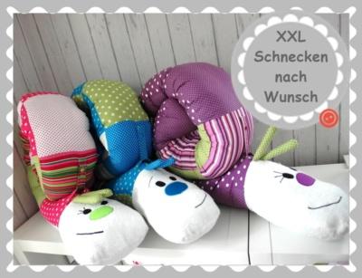 """XXL Schnecke """"nach Wunsch"""""""