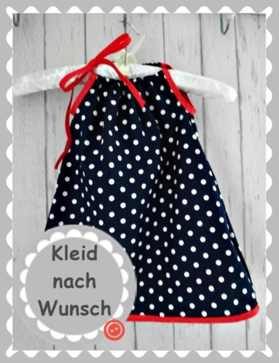 """Kleid / Hängerchen """"nach Wunsch"""""""