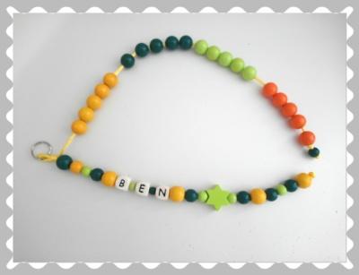 Rechenkette/Zählkette nach Wunsch mit Namen