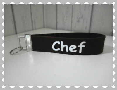 """Schlüsselanhänger """"Chef"""""""