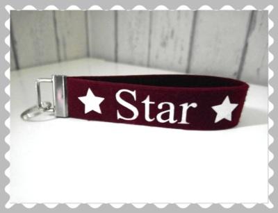 "Schlüsselanhänger ""Star"""