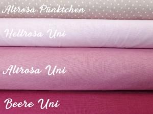 Rosa/Altrosa/Beere Uni